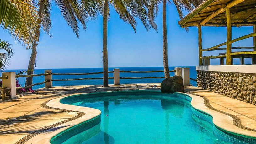 real estate beach house el salvador